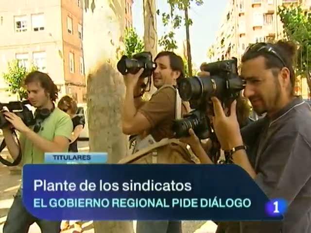Noticias Murcia - 25/05/12