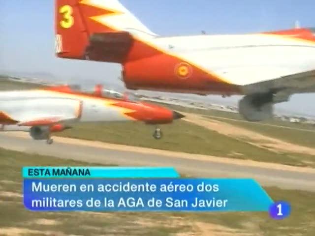 Noticias Murcia. (26/04/2012)
