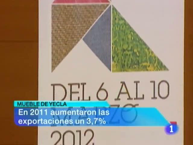 Noticias Murcia. (29/02/2012).