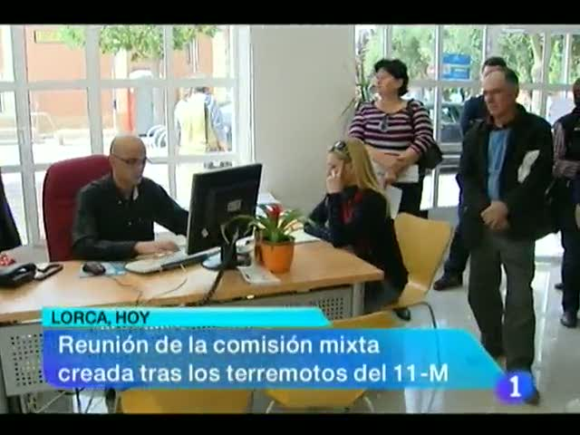 Noticias Murcia. (30/04/2012)