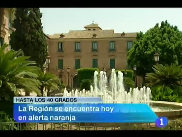 Noticias Murcia.(01/08/2012).