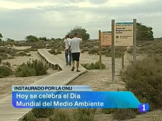 Noticias Murcia.(05/06/2012).