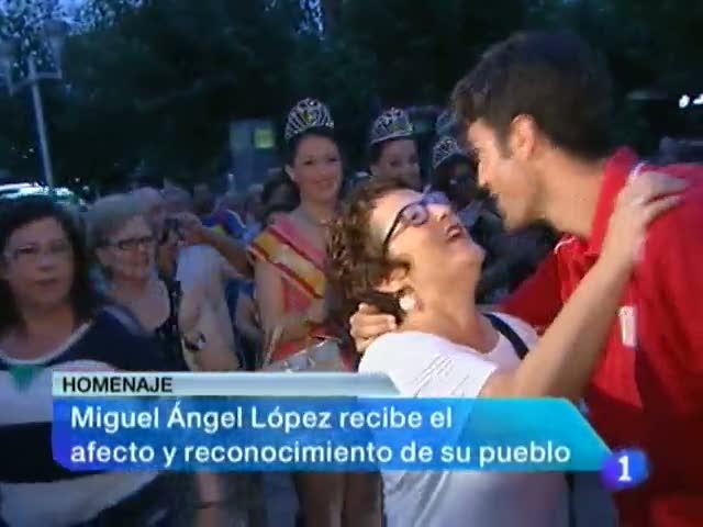 Noticias Murcia.(10/08/2012).