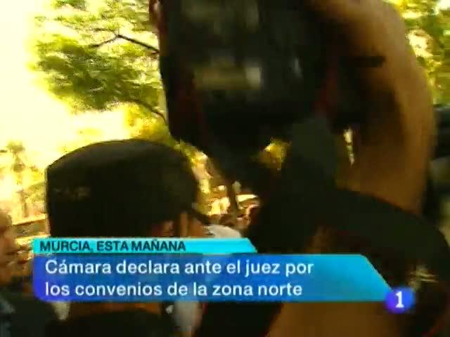 Noticias Murcia.(15/06/2012).
