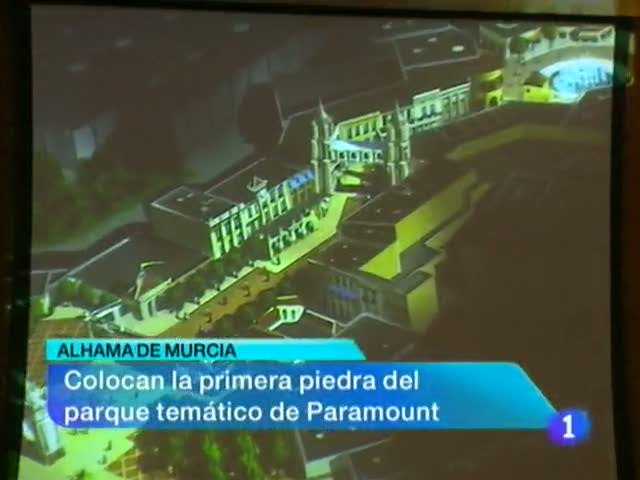 Noticias Murcia.(31/05/2012).
