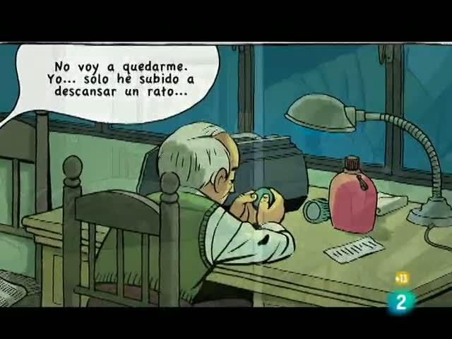 Nube de tags - El dibujante Paco Roca nos habla de cómic