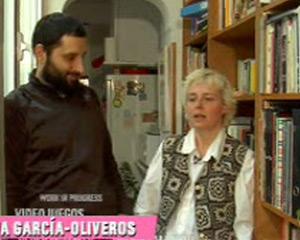 Nube de tags - Hablamos con el actor y dibujante Javier Botet