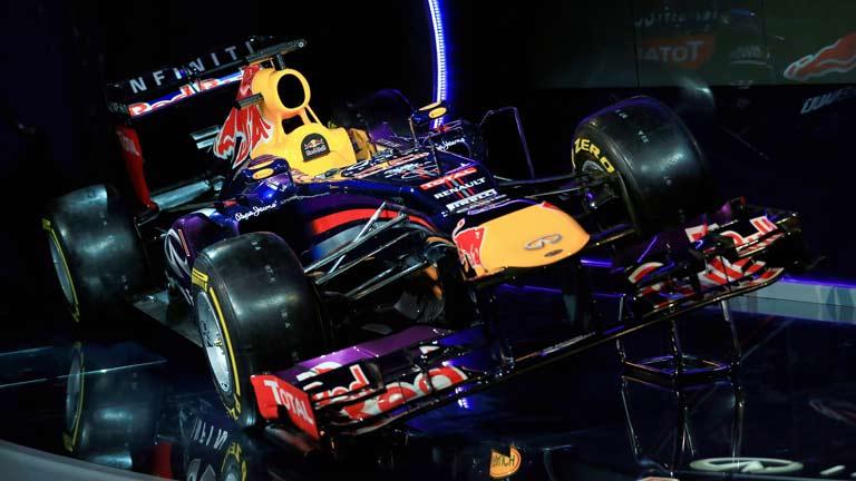 La nueva bestia de la Fórmula 1