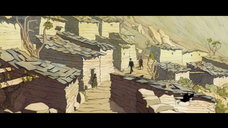 Nueva imagen de 'Buñuel en el laberinto de las tortugas'