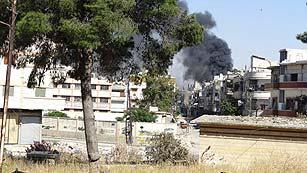 La oposición siria denuncia una nueva masacre en la provincia de Hama
