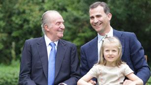 La Casa Real tiene nueva página web