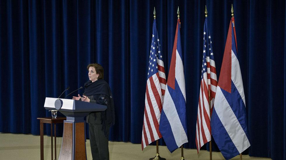 Nueva ronda de negociaciones entre Estados Unidos y Cuba