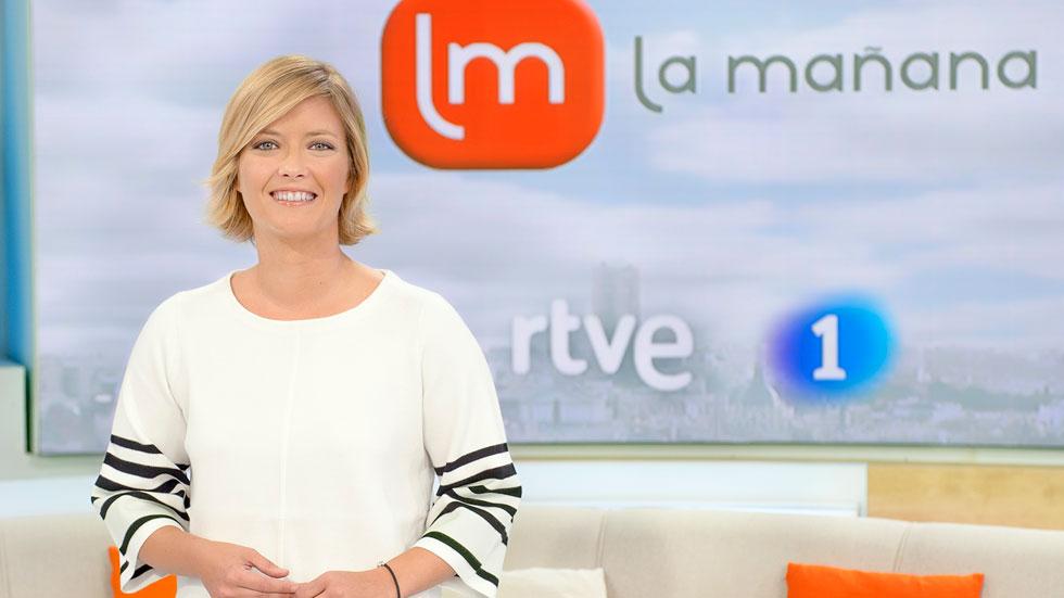Nueva temporada de 'La mañana de La 1' con María Casado