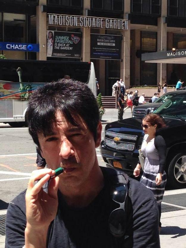 En Nueva York intentando comprender al Poeta