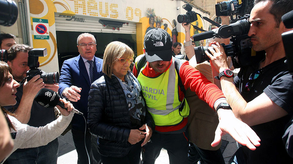 Nueve detenidos en Reus una trama de corrupción en la sanidad pública