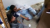 Ir al VideoNueve muertos y 37 heridos en un bombardeo de EE.UU. a un hospital de MSF en Afganistán