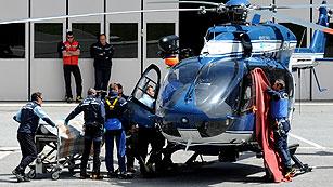 Nueve muertos por la avalancha en el Mont Blanc, entre ellos dos españoles