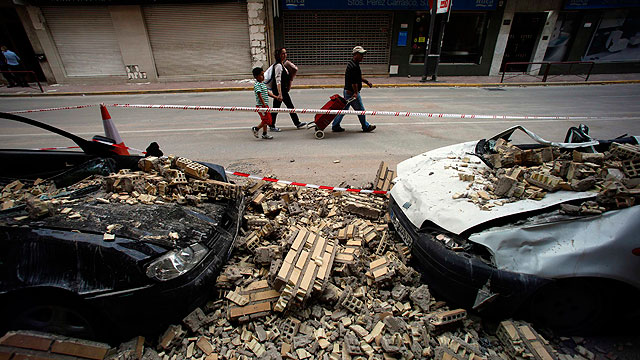 Las víctimas mortales por el terremoto de Lorca ascienden a 9 personas