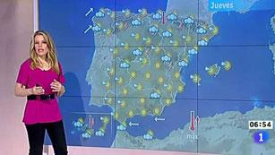 Nueve provincias en alerta por tormentas, lluvias, fenómenos costeros y vientos