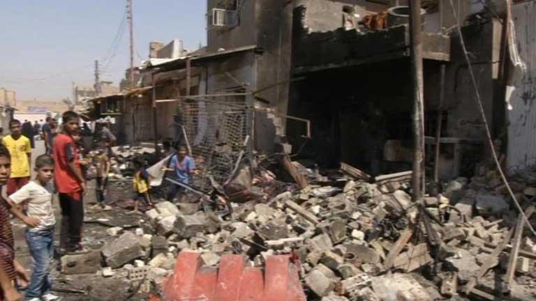 Más de 40 personas han muerto en atentados en Irak en las últimas 48 horas