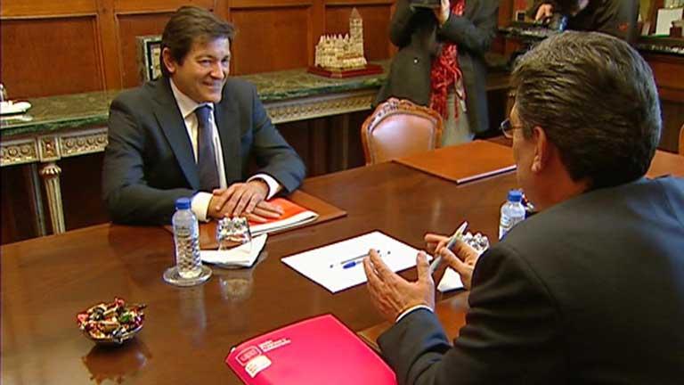 Asturias tendrá finalmente un presidente socialista