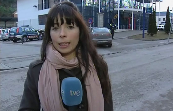 Detienen a dos presuntos etarras en un control rutinario en Girona