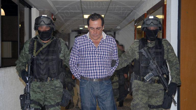 Fuerzas especiales mexicanas detienen al capo del narcotráfico Héctor Beltrán Leyva