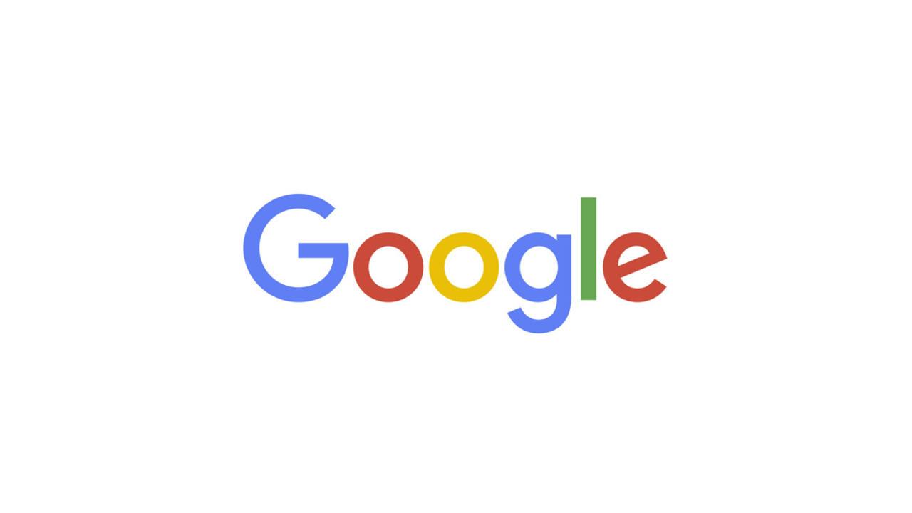 Nuevo logotipo de Google.