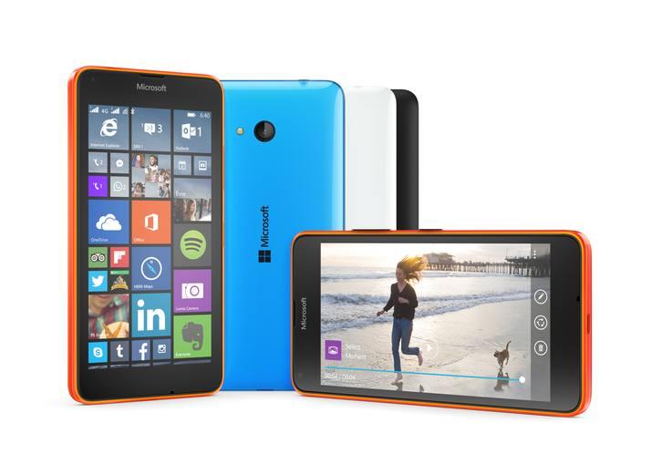 El nuevo Lumia 640 4G de Microsoft