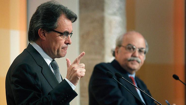 Cataluña anuncia su tercer plan de ajuste en dos años