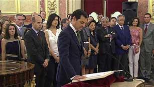 Leopoldo González-Echenique jura como presidente de RTVE