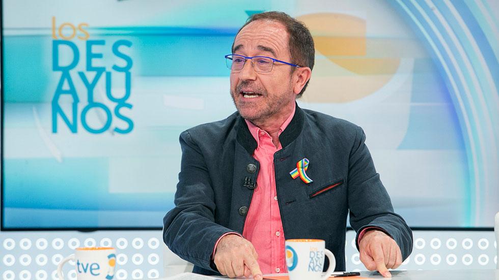 El nuevo responsable de Justicia del PSOE planteará a su partido denunciar el Concordato con la Santa Sede