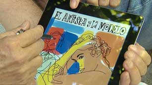 """Trueba y Javier Mariscal unen sus fuerzas en la película """"El artista y la modelo"""""""