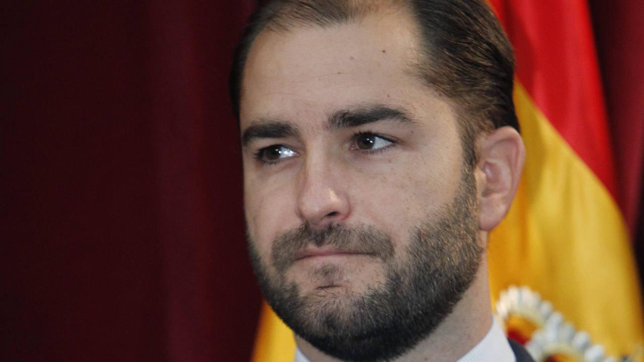 El nuevo secretario de Estado de Empleo, Juan Pablo Riesgo