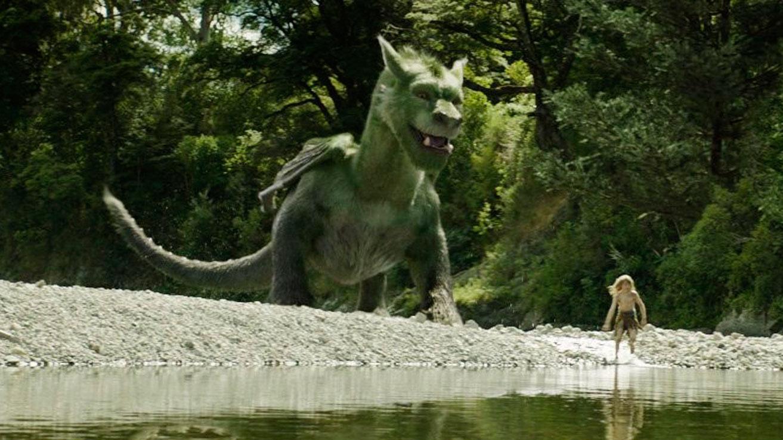 Nuevo tráiler de 'Peter y el Dragón', de Disney