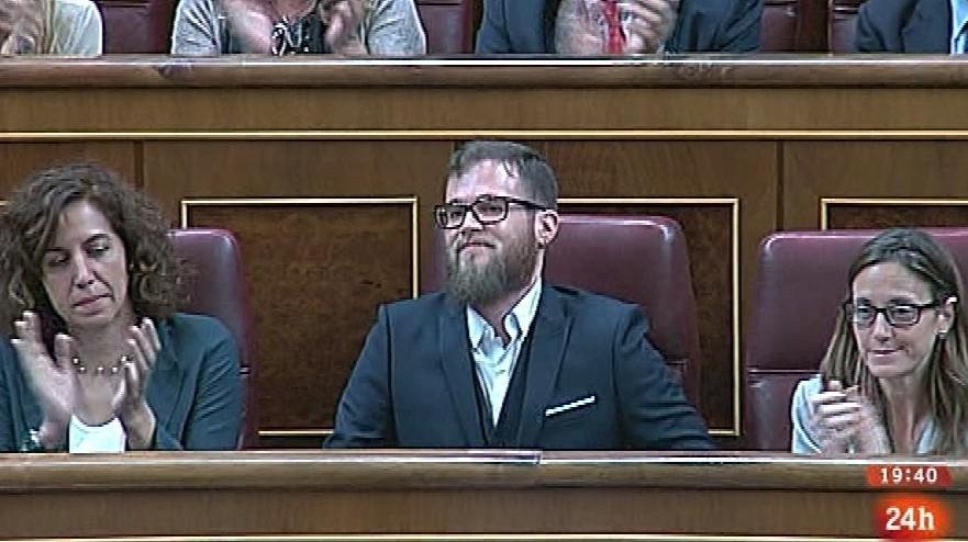 Parlamento - Conoce el parlamento - Nuevos diputados - 18/04/2015