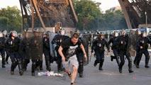 Ir al VideoNuevos disturbios empañan el final de la Eurocopa