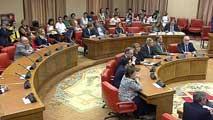 Ir al VideoLos nuevos eurodiputados adquieren la condición de parlamentarios