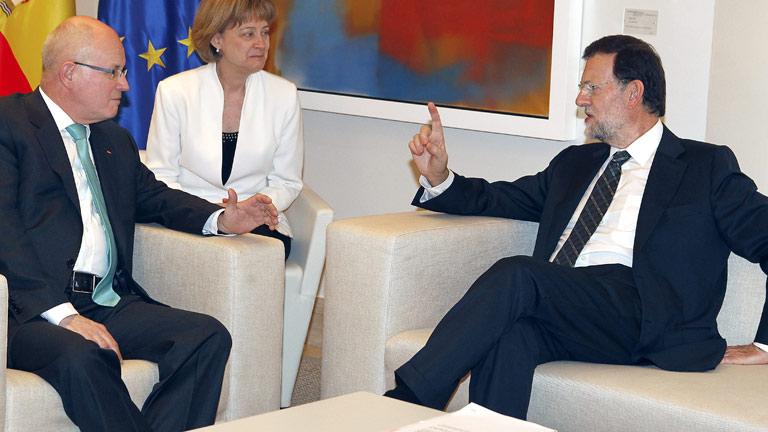 Mariano Rajoy presenta los nuevos presupuestos y reformas a Alemania