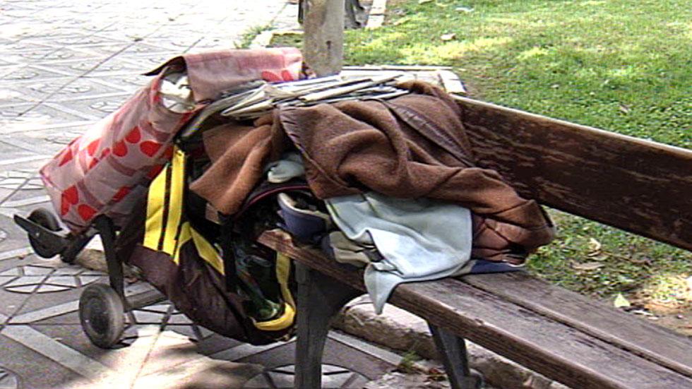 El número de jóvenes que viven en las calles aumenta, según Cáritas