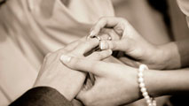 El número de matrimonios ha aumentado un 2,3% en España
