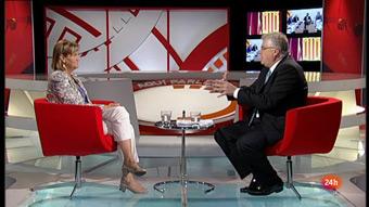 Aquí parlem - Núria de Gispert ,  Presidenta del Parlament de Catalunya