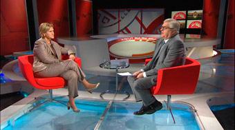 Aquí Parlem - Núria de Gispert, presidenta del Parlament de Catalunya