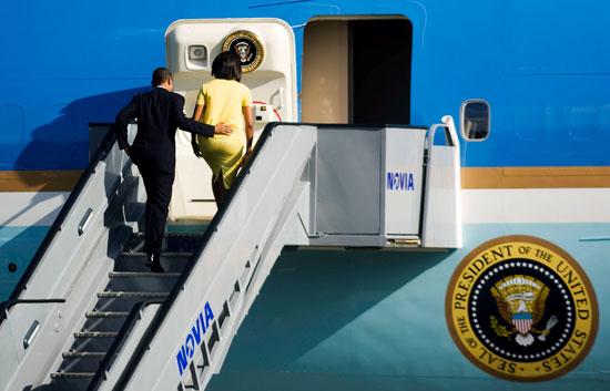 Obama no puede llevar los Juegos Olímpicos a Chicago