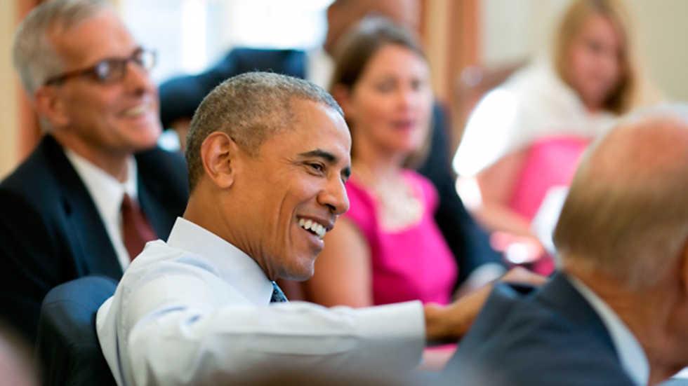 En portada - Obama Out