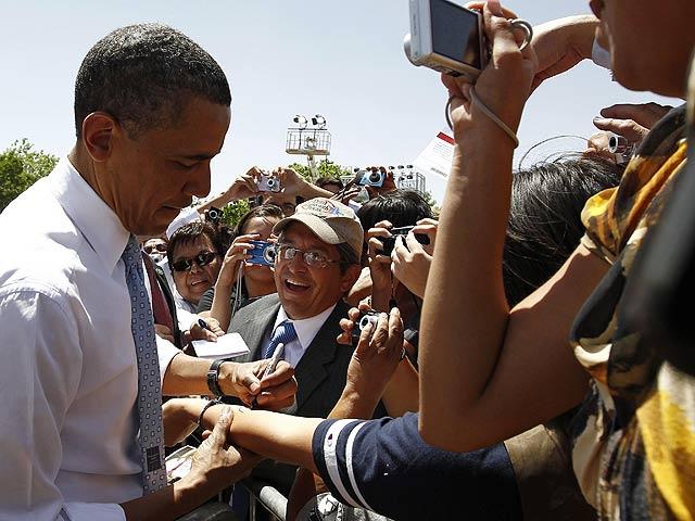 Obama apremia al Congreso en favor de la reforma migratoria