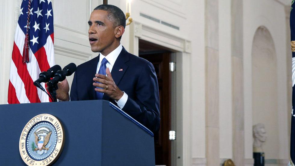 Obama dicta una 'orden ejecutiva' para evitar la deportación de cinco millones de inmigrantes