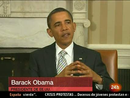 Obama y el rey Abdalá instan a Israel y Palestina a avanzar en la negociación de la paz