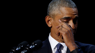 """Obama se despide: """"EE.UU. es mejor y más fuerte que hace ocho años"""""""