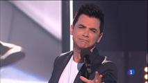 David Civera canta 'Dile que la quiero'
